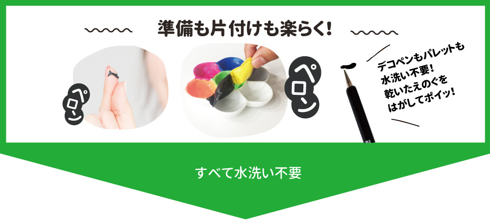 ▶ ドットペン/パレット
