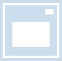 ボディペイント用抜き型シール(ステンシル)/「国旗用長方形」10枚入