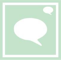 ボディペイント用抜き型シール(ステンシル)/「丸ふきだし」10枚入